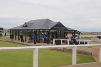Golf shack