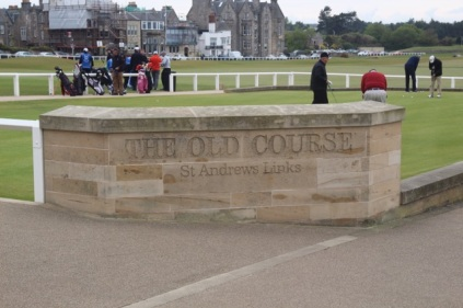 Old Course at St Andrew's